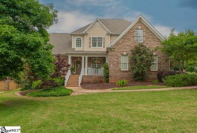 Greer Single Family Home Contingency Contract: 607 Phillips