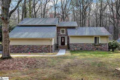 Anderson Single Family Home For Sale: 200 Fox Creek