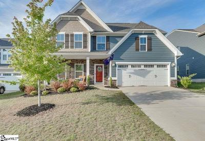 Greer Single Family Home For Sale: 34 Dauphine