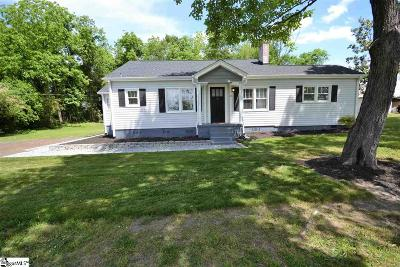 Taylors Single Family Home Contingency Contract: 3 Bob White