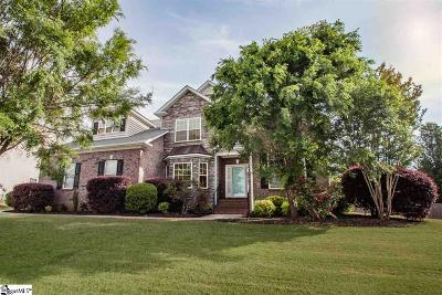 Simpsonville Single Family Home Contingency Contract: 100 Sandusky