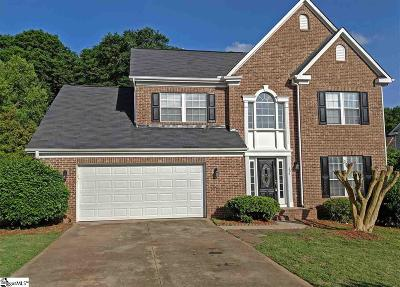 Long Creek Plantation Single Family Home For Sale: 203 Crossvine