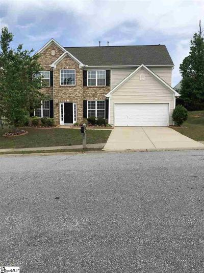 Morning Mist Single Family Home For Sale: 105 Tulip Tree