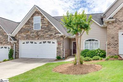 Pelham Springs Condo/Townhouse For Sale: 137 Pelham Springs