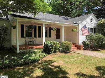Single Family Home For Sale: 1 Wills Cap