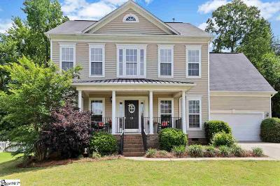 Travelers Rest Single Family Home For Sale: 19 Meadow Rose