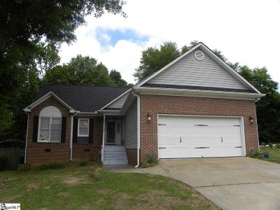 Fountain Inn Single Family Home For Sale: 16 Fawndale