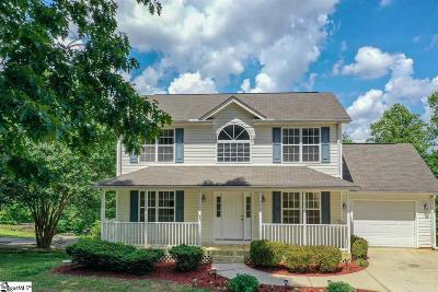 Greer Single Family Home Contingency Contract: 211 N Celestial