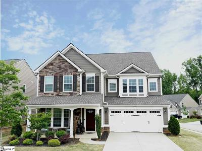 Greer Single Family Home For Sale: 400 Bienville