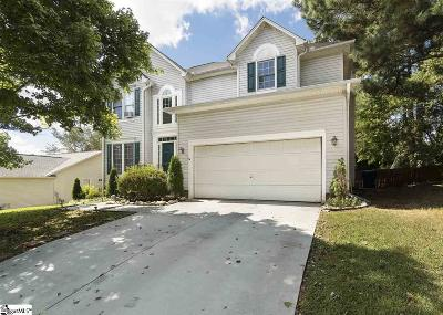 Mauldin Single Family Home Contingency Contract: 102 Fawn Ridge