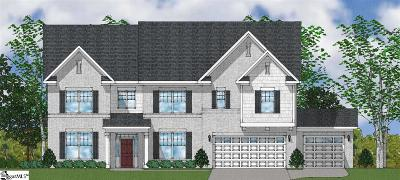 Simpsonville Single Family Home For Sale: 251 Scotts Bluff