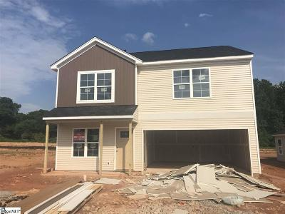 Anderson Single Family Home For Sale: 119 Traditions