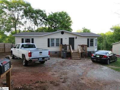 Greenville County Mobile Home For Sale: 104 Blackwood