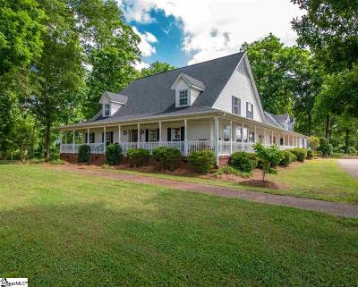 Greer Single Family Home Contingency Contract: 115 Oak