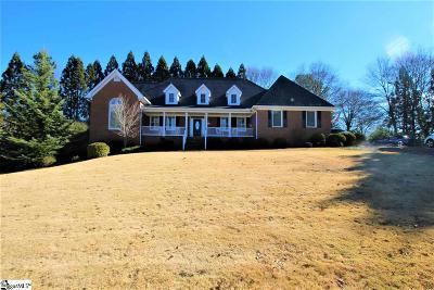 Anderson Single Family Home For Sale: 120 Graylyn