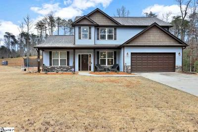 Travelers Rest Single Family Home For Sale: 295 Goodwin