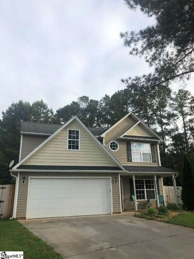 Single Family Home Contingency Contract: 109 Stapleford