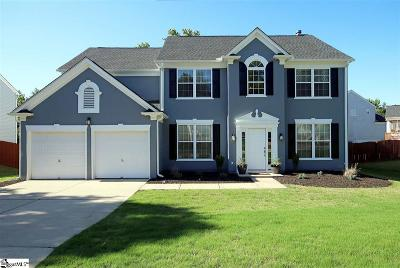 Greer Single Family Home Contingency Contract: 102 Dean Lake