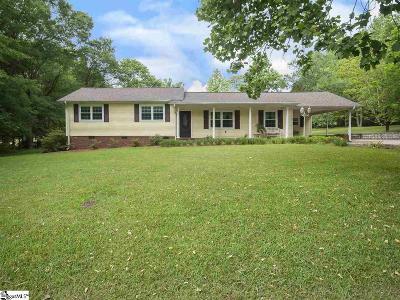 Simpsonville Single Family Home For Sale: 111 Lori