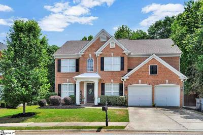 Greer Single Family Home Contingency Contract: 312 Ascot Ridge