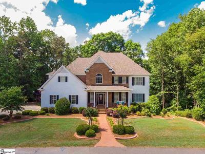 Laurens Single Family Home For Sale: 223 Country Club