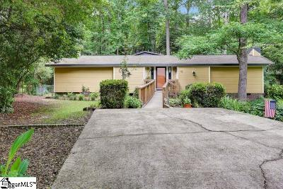 Simpsonville Single Family Home For Sale: 112 Canebreak