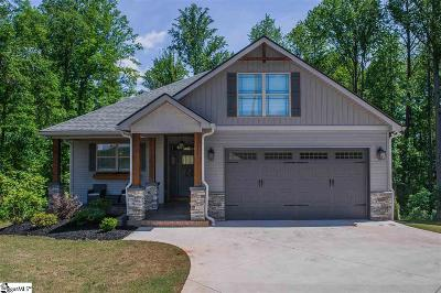 Greer Single Family Home For Sale: 330 Barberry