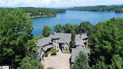 The Cliffs At Glassy, The Cliffs At Keowee, The Cliffs At Keowee Falls, The Cliffs At Keowee Falls North, The Cliffs At Keowee Falls South, The Cliffs At Keowee Springs, The Cliffs At Keowee Vineyards, The Cliffs At Mountain Park, Cliffs Valley Single Family Home For Sale: 235 Jasmine