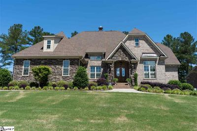 Inman Single Family Home For Sale: 412 World Tour