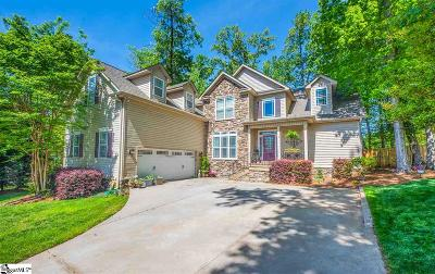 Fountain Inn Single Family Home For Sale: 4 Carolina Leaf