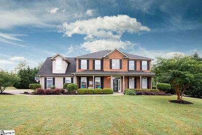 Anderson Single Family Home For Sale: 115 Prestwick