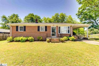 Taylors Single Family Home Contingency Contract: 5 Archwood