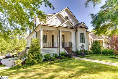 Greenville Single Family Home For Sale: 21 Ottaway