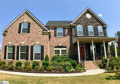 Simpsonville Single Family Home For Sale: 706 Pawleys