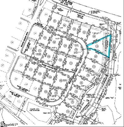 Simpsonville Residential Lots & Land For Sale: 306 Braxton Meadow