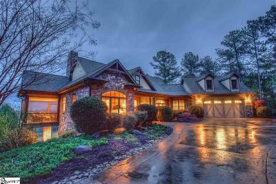 The Cliffs At Glassy, The Cliffs At Keowee, The Cliffs At Keowee Falls, The Cliffs At Keowee Falls North, The Cliffs At Keowee Falls South, The Cliffs At Keowee Springs, The Cliffs At Keowee Vineyards, The Cliffs At Mountain Park, Cliffs Valley Single Family Home For Sale: 217 Jasmine