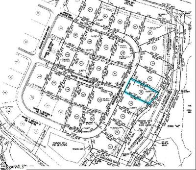 Simpsonville Residential Lots & Land For Sale: 300 Braxton Meadow