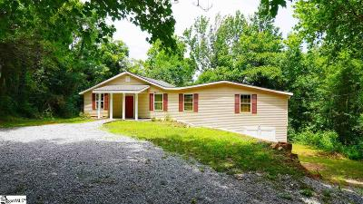 Inman Single Family Home For Sale: 431 Brock