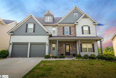 Simpsonville Single Family Home For Sale: 31 Grand River