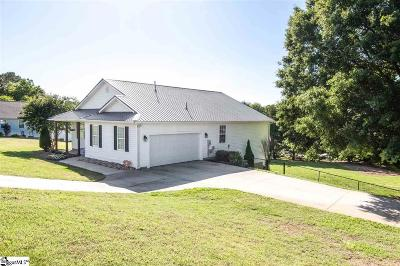 Anderson Single Family Home For Sale: 100 Issac