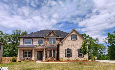 Simpsonville Single Family Home For Sale: 225 Ashcroft