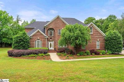 Greenville Single Family Home For Sale: 1158 Moore