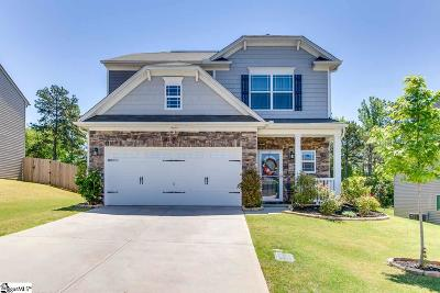 Caledonia Single Family Home For Sale: 206 Shale