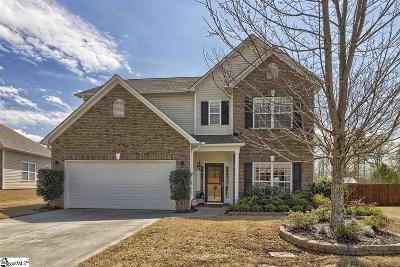 Single Family Home Contingency Contract: 204 Spirit Mountain