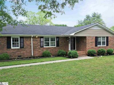 Taylors Single Family Home For Sale: 10 Cunningham