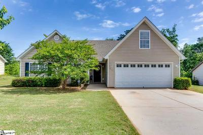 Taylors Single Family Home For Sale: 317 Magnolia Meadow
