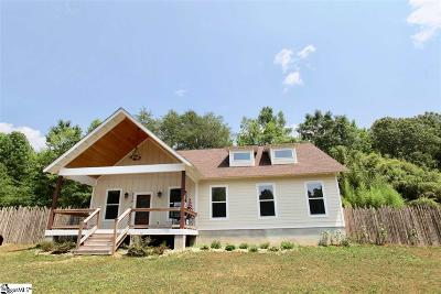Travelers Rest Single Family Home For Sale: 810 White Horse Road