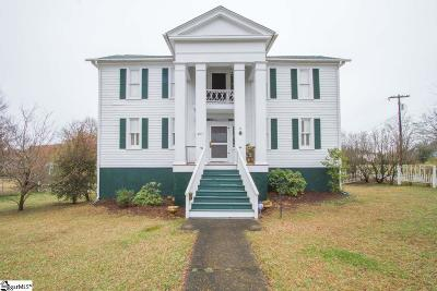 Anderson Single Family Home For Sale: 407 S Manning