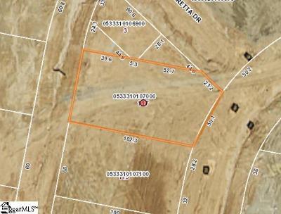 Hartness Residential Lots & Land For Sale: 117 Bratton
