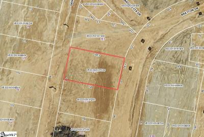 Hartness Residential Lots & Land For Sale: 115 Bratton